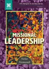 Cover for Missional Leadership