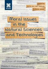 Cover for Moral Issues in the Natural Sciences and Technologies