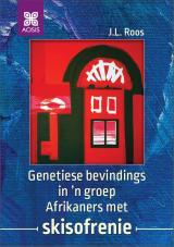 Cover for Genetiese bevindings in 'n groep Afrikaners met skisofrenie