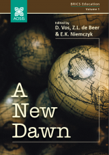 Cover for A New Dawn