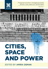 Cover for Cities, Space and Power
