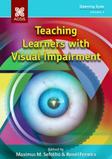 Cover for Teaching Learners with Visual Impairment