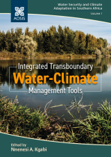 Cover for Integrated Transboundary Water-Climate Management Tools
