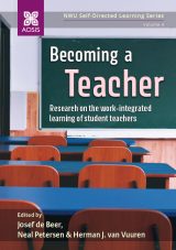 Cover for Becoming a teacher: Research on the work-integrated learning of student teachers