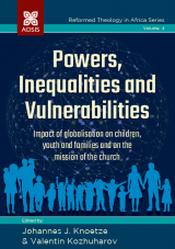 Cover for Powers, Inequalities and Vulnerabilities: Impact of globalisation on children, youth and families and on the mission of the Church