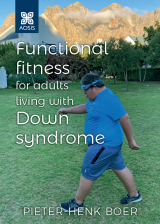Cover for Functional fitness for adults living with Down syndrome