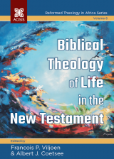 Cover for Biblical Theology of Life in the New Testament