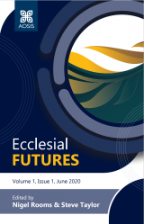 Cover for Ecclesial Futures Volume 1, Issue 1 (June 2020)