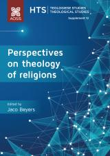 Cover for [Published in December 2017] Perspectives on theology of religions
