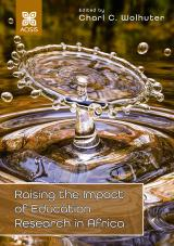 Cover for Raising the Impact of Education Research in Africa