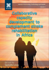 Cover for Collaborative capacity development to complement stroke rehabilitation in Africa