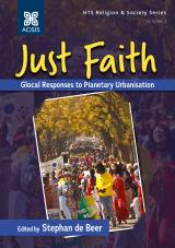 Cover for Just faith: Glocal Responses to Planetary Urbanization